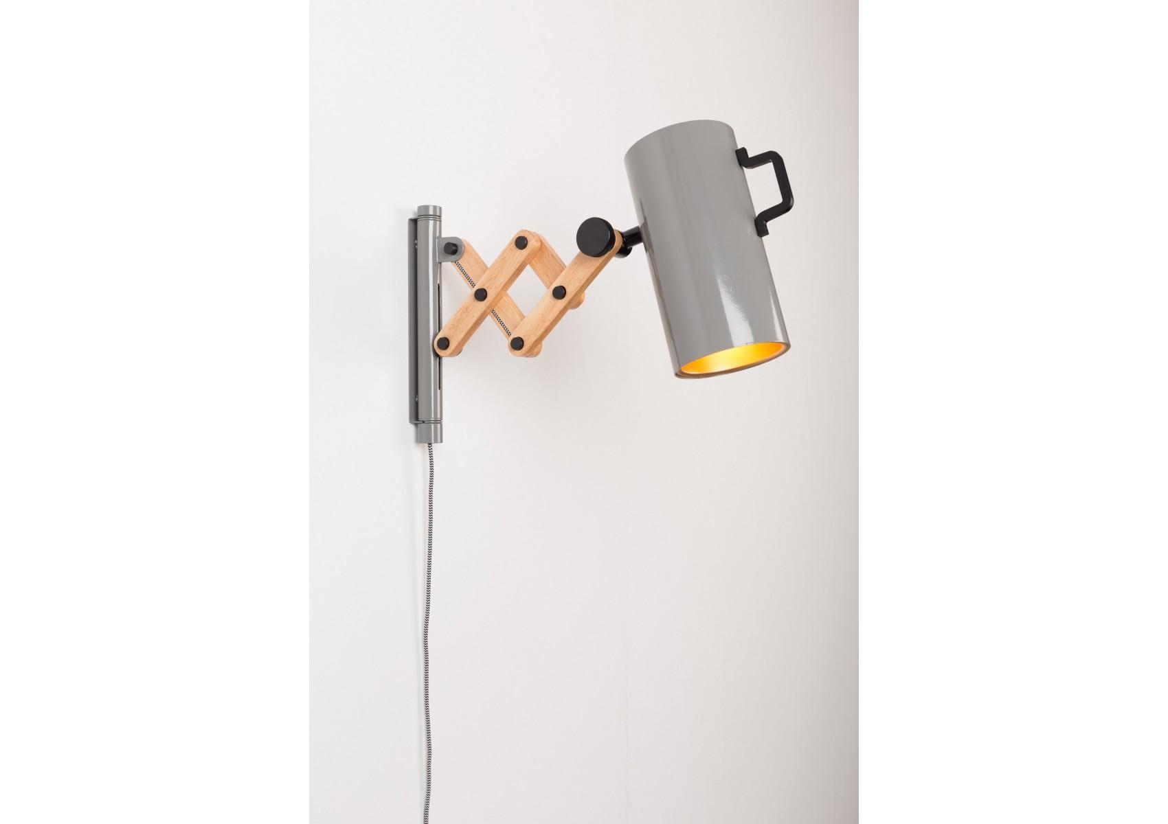Scandinave Applique Design Zuiver Dimmable Et Flex Réglable kPuZiXTwO