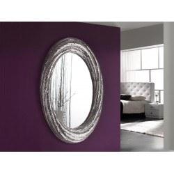 """Miroir oval Rodas """"GAUDI"""" design - deco schuller"""