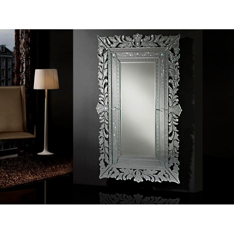 Miroir original design - GRAND CLEOPATRA - deco schuller