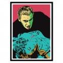 Poster Vampire Dracula Terrifying Lover - Vee Ladwa