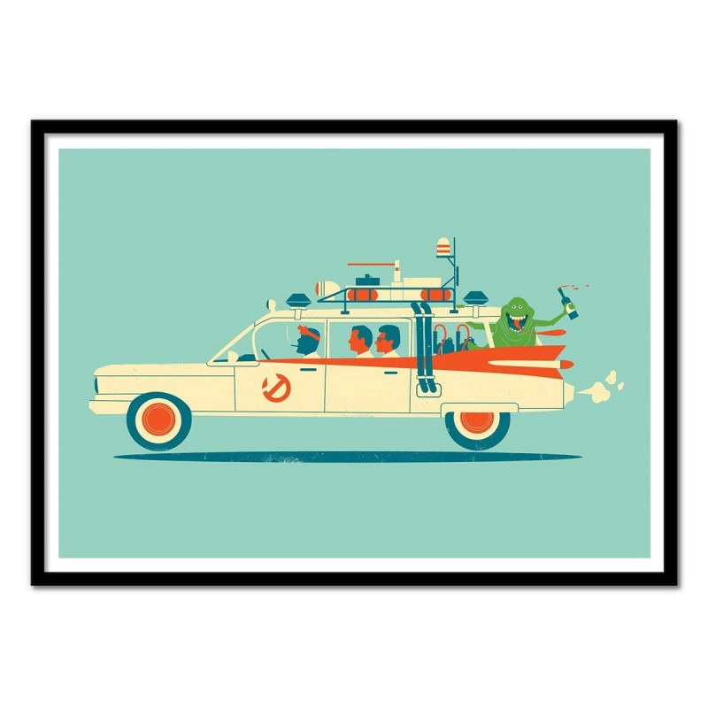 Poster Ghostbusters original 50 x 70 cm