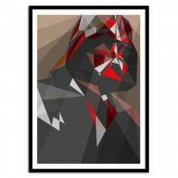 Poster Dark Vador Lord Liam Brazier