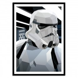 Poster Stormtrooper Liam Brazier