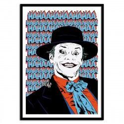 Poster Joker Call me Joker Vee Ladwa