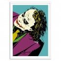 Poster Joker So Serious Heath Ledger - Vee Ladwa