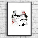 Poster déco Stormtrooper Born to Die Arian Noveir