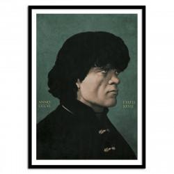 Poster Tyrion Lannister Yuri Shwedoff