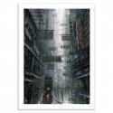 Poster Hong Kong Wlop