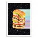 Poster Big Burger Danny Ivan